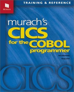 Murach's CICS for the COBOL Programmer-cover