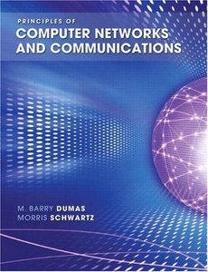 Principles of Computer Networks and Communications (Hardcover)(美國原版)-cover