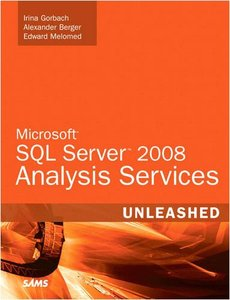 Microsoft SQL Server 2008 Analysis Services Unleashed (Paperback)-cover