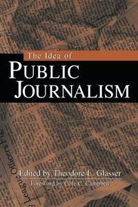 Idea of Public Journalism-cover