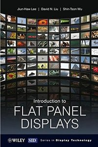 Introduction to Flat Panel Displays (Hardcover)-cover