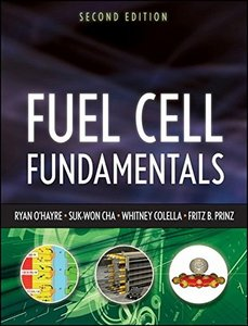 Fuel Cell Fundamentals, 2/e (Hardcover)-cover
