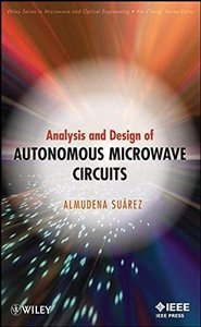 Analysis and Design of Autonomous Microwave Circuits (Hardcover)-cover