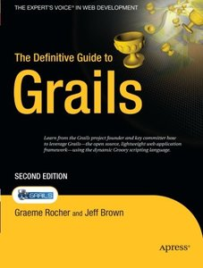 The Definitive Guide to Grails, 2/e (Paperback)-cover