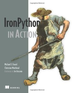 IronPython in Action (Paperback)-cover