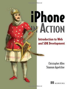 iPhone in Action: Introduction to Web and SDK Development (Paperback)-cover