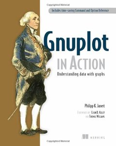 Gnuplot in Action: Understanding Data with Graphs (Paperback)-cover