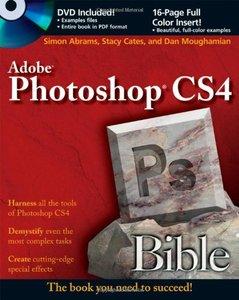 Photoshop CS4 Bible (Paperback)-cover