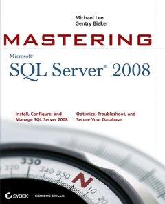 Mastering SQL Server 2008-cover