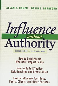 Influence Without Authority, 2/e (Hardcover)-cover