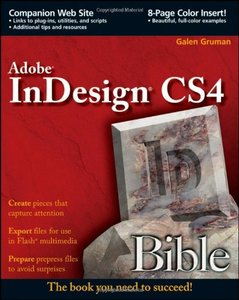 InDesign CS4 Bible-cover