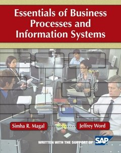 Essentials of Business Processes and Information Systems (Paperback)