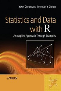 Statistics and Data with R: An applied approach through examples (Hardcover)-cover