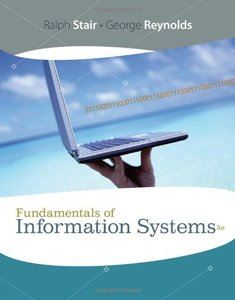 Fundamentals of Information Systems (Paperback)-cover