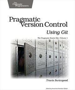 Pragmatic Version Control Using Git (Paperback)-cover