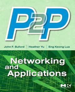 P2P Networking and Applications (Hardcover)-cover