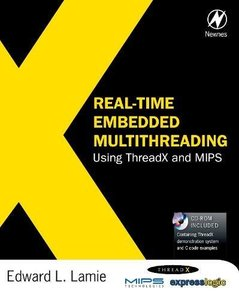 Real-Time Embedded Multithreading Using ThreadX and MIPS (Paperback)-cover