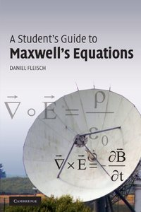 A Student's Guide to Maxwell's Equations (Paperback)-cover