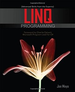 LINQ Programming (Paperback)-cover