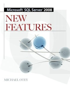 Microsoft? SQL Server 2008 New Features, 2/e-cover