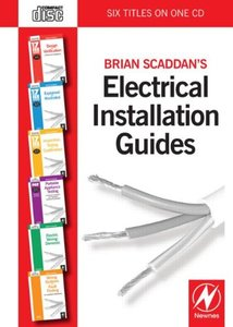 Brian Scaddan's Electrical Installation Guides CD-cover
