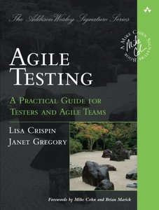 Agile Testing: A Practical Guide for Testers and Agile Teams (Paperback)-cover