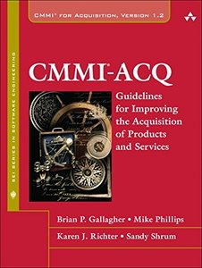 CMMI-ACQ: Guidelines for Improving the Acquisition of Products and Services-cover