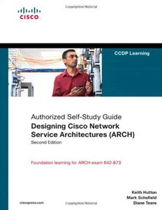 Designing Cisco Network Service Architectures, 2/e  (Hardcover)-cover