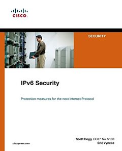 IPv6 Security (Paperback)-cover