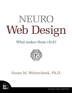 Neuro Web Design: What Makes Them Click? (Paperback)-cover