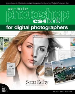 The Adobe Photoshop CS4 Book for Digital Photographers (Paperback)-cover