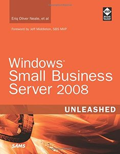 Windows Small Business Server 2008 Unleashed (Paperback)-cover