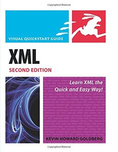 XML: Visual QuickStart Guide, 2/e (Paperback)-cover