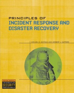 Principles of Incident Response and Disaster Recovery (Paperback)-cover