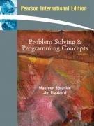 Problem Solving and Programming Concepts, 8/e (Paperback)(美國版ISBN:0136060609)-cover