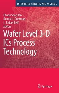 Wafer Level 3-D ICS Process Technology-cover