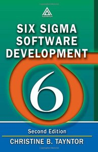 Six SIGMA Software Development, 2/e-cover