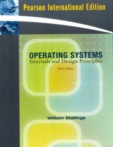 Operating Systems: Internals and Design Principles, 6/e (IE-Paperback)-cover