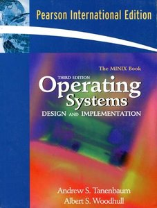 Operating Systems Design and Implementation, 3/e (IE-Paperback)-cover