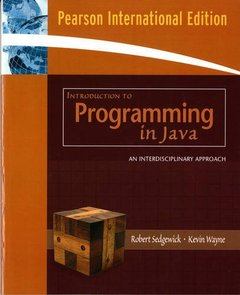 Introduction to Programming in Java: An Interdisciplinary Approach (IE-Paperback)-cover