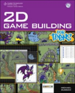 2D Game Building for Teens-cover