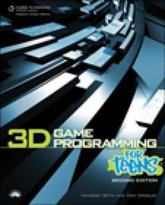 3D Game Programming for Teens, 2/e (Paperback)-cover