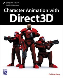 Character Animation With Direct3D (Paperback)-cover