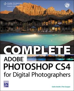 Complete Adobe Photoshop CS4 for Digital Photographers (Paperback)-cover