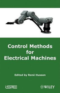 Control Methods for Electrical Machines (Hardcover)