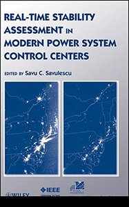 Real-Time Stability Assessment in Modern Power System Control Centers (Hardcover)-cover