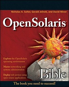 OpenSolaris Bible (Paperback)-cover