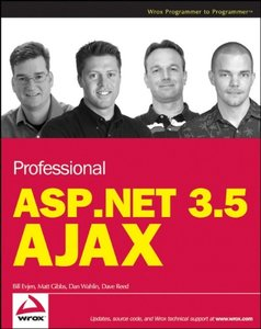 Professional ASP.NET 3.5 AJAX-cover