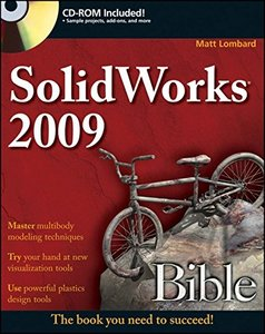 SolidWorks 2009 Bible (Paperback)-cover