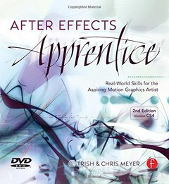 After Effects Apprentice, 2/e (Paperback)-cover